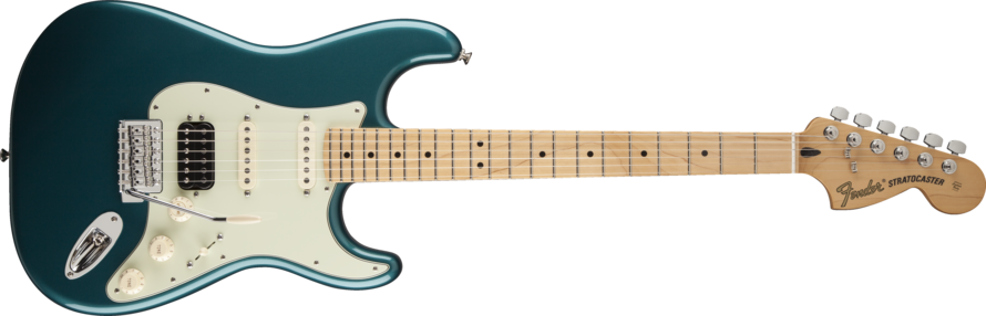 Gearfeel Reviews Fender Lone Star Deluxe Stratocaster
