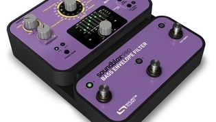 Source Audio Soundblox Pro Bass Envelope Filter