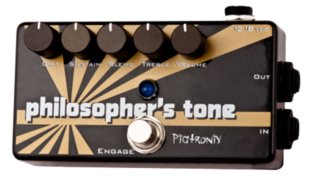 Pigtronix Philosopher`s Tone