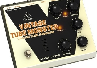 Behringer VT999 Vintage Tube Monster