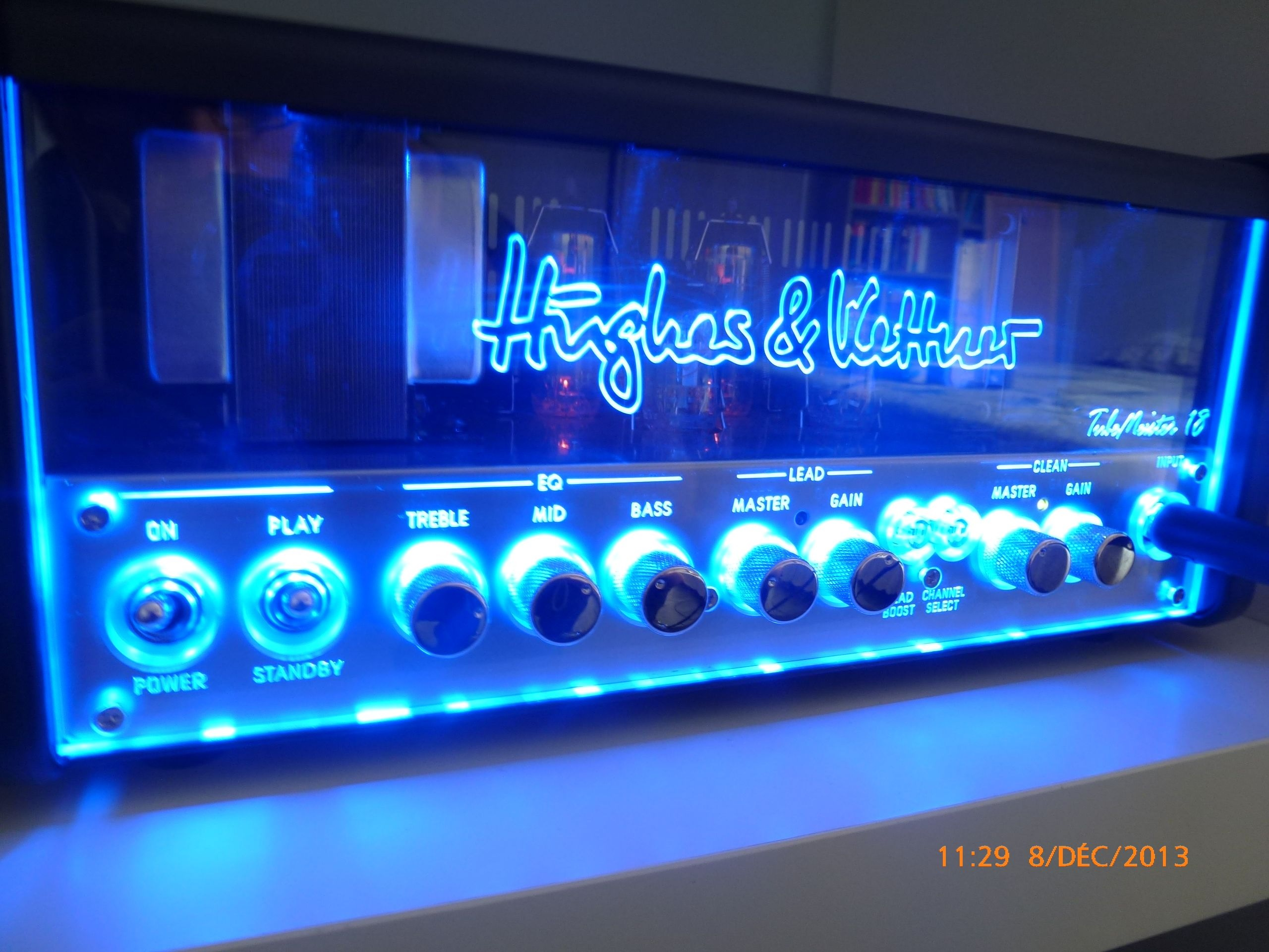gearfeel reviews hughes kettner tubemeister 18 head. Black Bedroom Furniture Sets. Home Design Ideas