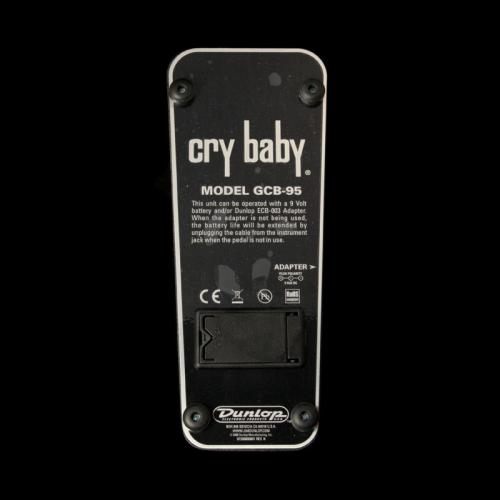 Gearfeel Reviews Jim Dunlop Gcb 95 Cry Baby Wah