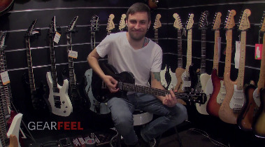 Epiphone Les Paul Standard vs Special - 'Worth the price' - GearFeel videos ep.01